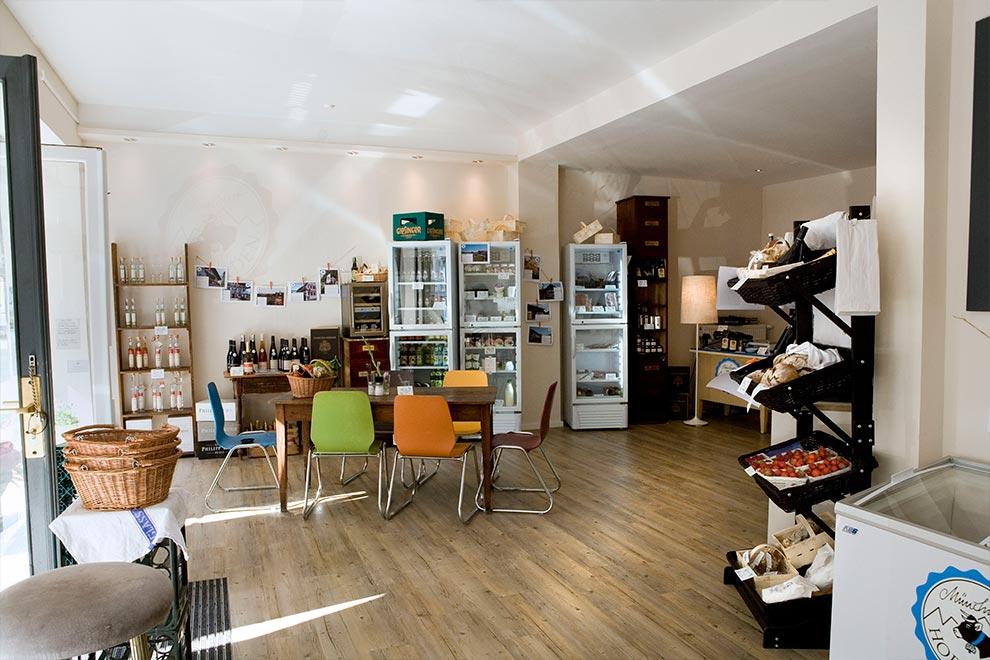 Münchner Hofladen, Regionale Lebensmittel und Brotzeitmanufaktur